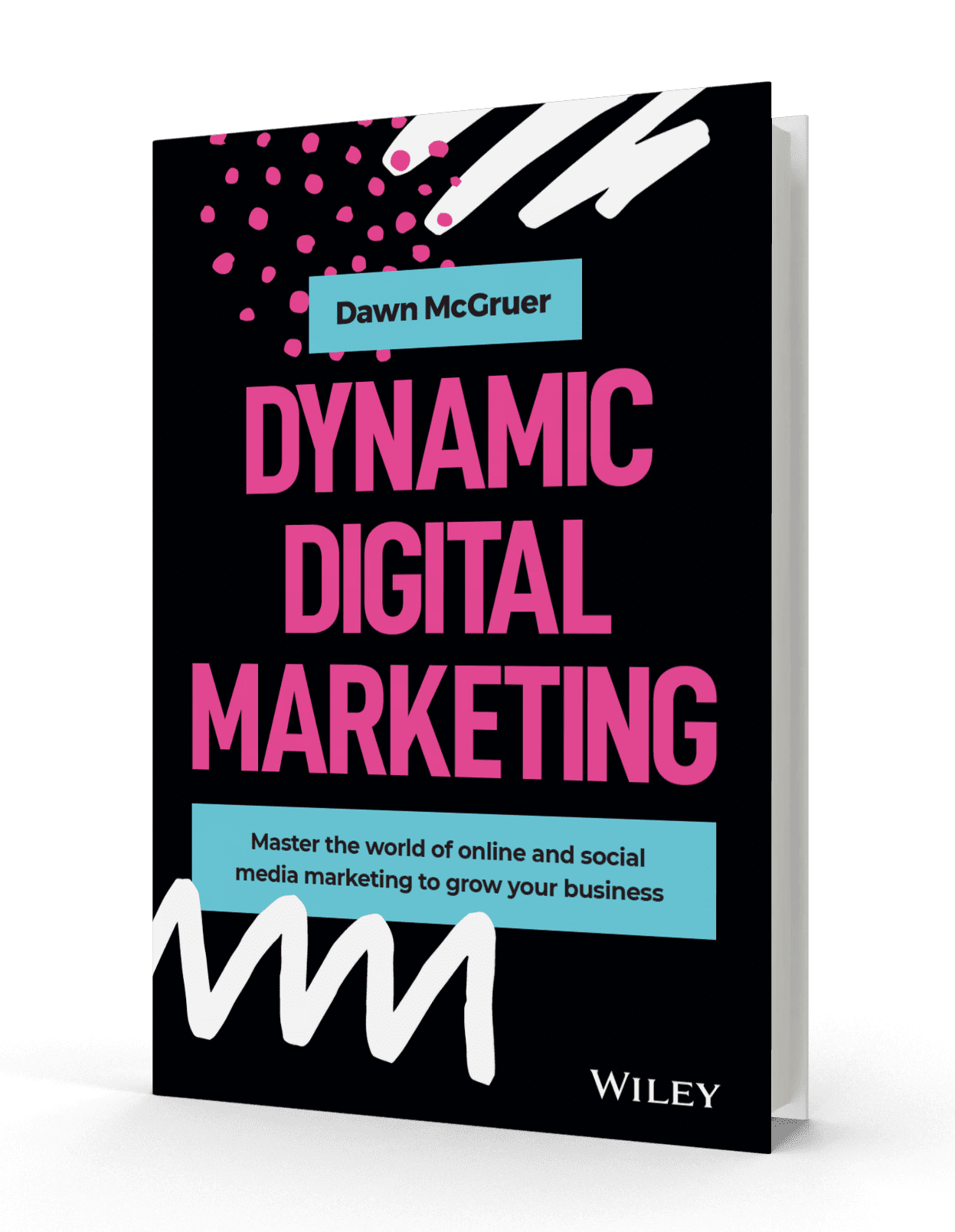 Dynamic Digital Marketing Book (upright)